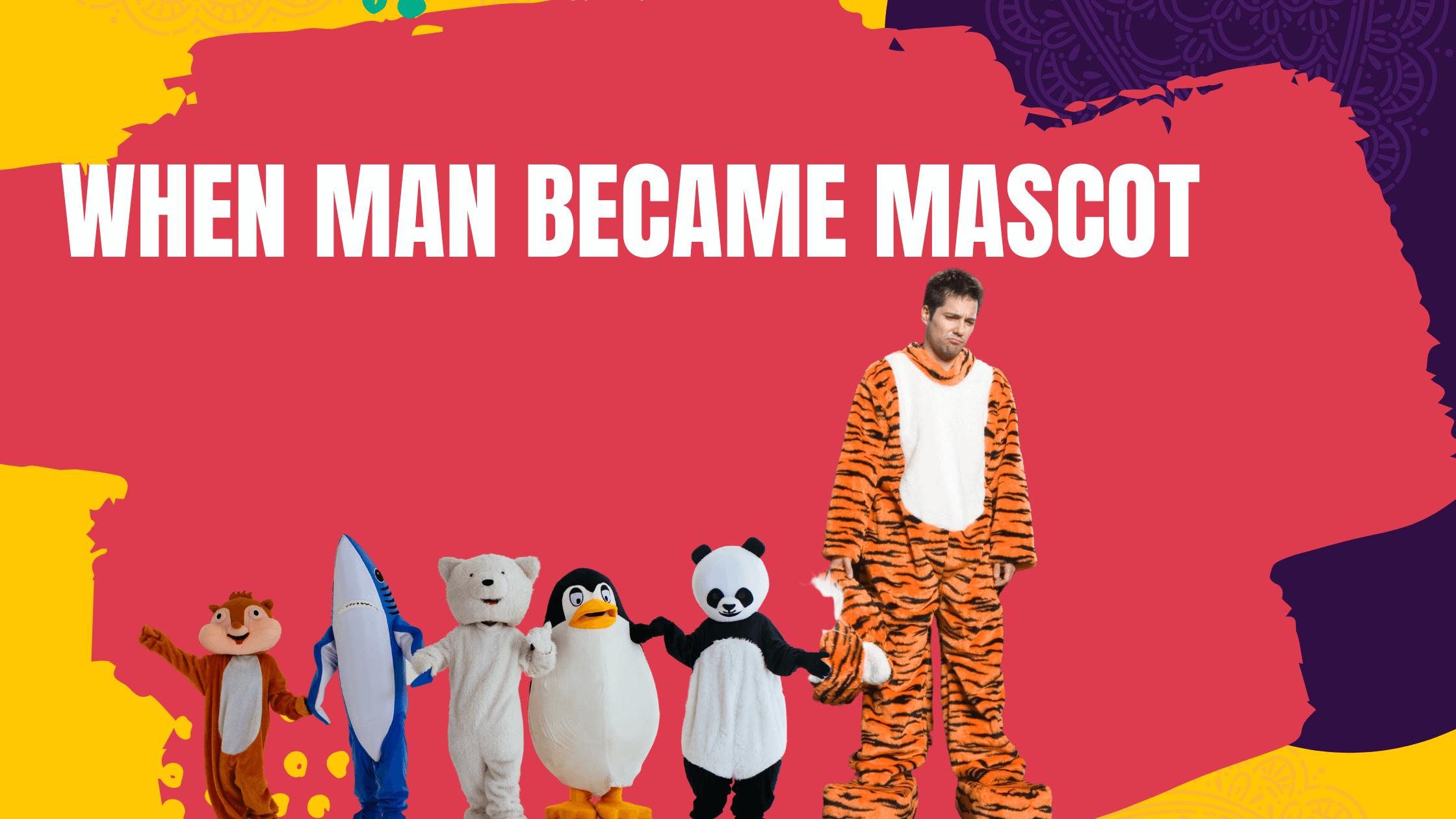 MAN-AND-MAscot